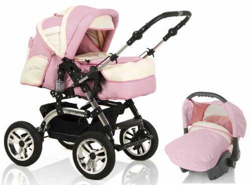 Kaps3 City Driver 3 in 1 baby travel systems