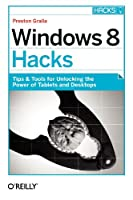 Windows 8 Hacks Front Cover