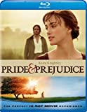 PRIDE AND PREJUDICE [Blu-ray] (Bilingual)