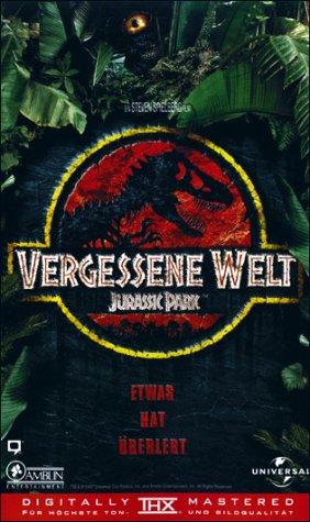 Vergessene Welt: Jurassic Park [VHS]