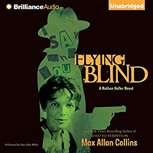 Flying Blind Audiobook