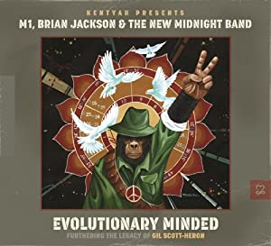 Evolutionary Minded: Furthering the Legacy of Gil Scott-Heron