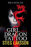 Stieg Larsson The Girl With the Dragon Tattoo (Millennium Trilogy)