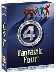 Fantastic Four: Comp 1994-1995 Animated TV Series [DVD] [Region 1] [US Import] [NTSC]