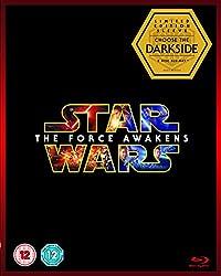 Star Wars: The Force Awakens (Limited Edition Dark Side Artwork Sleeve) [Blu-ray ] [2015] [Region Free]