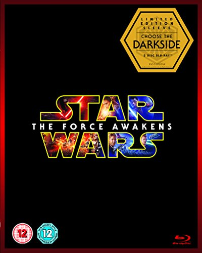 Star Wars The Force Awakens (With Dark Side Limited Edition Sleeve) [Edizione: Regno Unito]