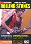 Learn To Play The Rolling Stones  [DVD]