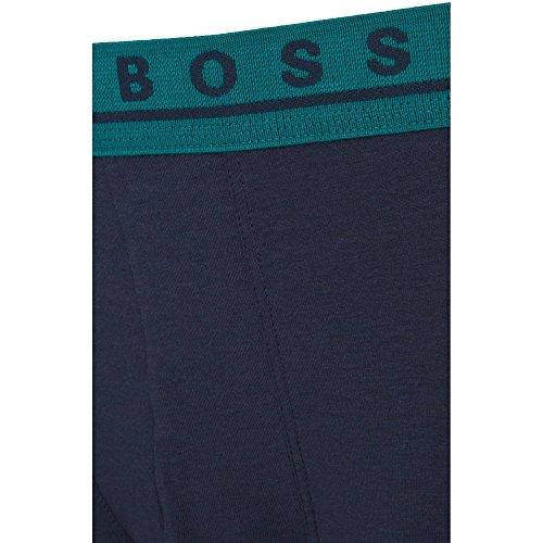 Hugo Boss 3p Fn Solid, Bóxer para Hombre, (lot de 3 )