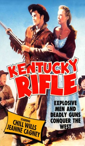 Kentucky Rifle Movie Poster