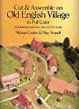 Cut and Assemble an Old English Village