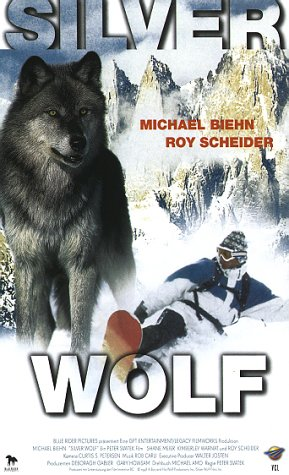 Silver Wolf [VHS]