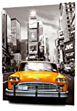 GB eye Ltd, 3d Lenticular Poster, New York, Taxi No 1, (47x67cm)