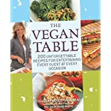 The Vegan Table: 200 Unforgettable Recipes for Entertaining Every Guest at Every Occasionby Colleen Patrick-Goudreau