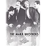 The Marx Brothers Silver Screen Collection (The Cocoanuts / Animal Crackers / Monkey Business / Horse Feathers / Duck Soup) ~ Groucho Marx