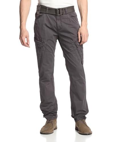 X-RAY Men's Straight Cargo Pant