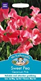 Mr. Fothergill's 21737 20 Count Geranium Pink Sweet Pea Seed