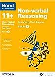 Alison Primrose Bond 11+: Non Verbal Reasoning: Standard Test Papers: Pack 2