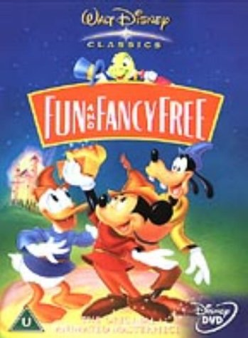 Fun And Fancy Free [DVD] [1948]