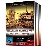 """Die gro�e Geschichte des 2. Weltkrieges - Vol. 1 (5 DVD BOX)von """"2. Weltkrieg"""""""