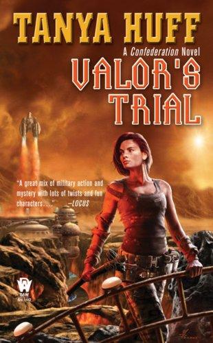 Image for Valor's Trial: A Confederation Novel (The Confederation Novels)