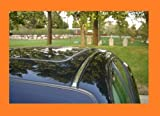2007-2012 DODGE CALIBER CHROME ROOF TRIM MOLDINGS 2PC 2008 2009 2010 2011 07 08 09 10 11 12