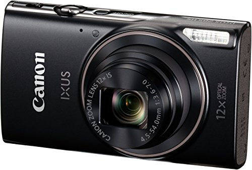 Canon-IXUS-285-HS-Digital-Camera-Black-with-8GB-Memory-Card-and-Camera-Case