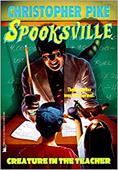 Spooksville books by christopher pike