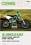 Kawasaki KX125 & KX250 1982-1991, KX500 1983-2004 (Clymer Motorcycle Repair)