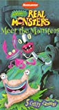 Real Monsters: Meet the Monsters [VHS]