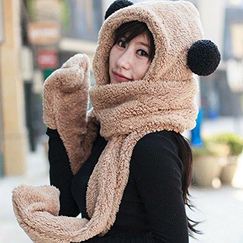 Animal Spirit Hoods