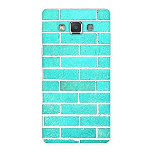 Cyan Breath Back Case Cover for Galaxy Grand 3