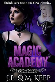 Magic Academy: A Paranormal Romance Novel