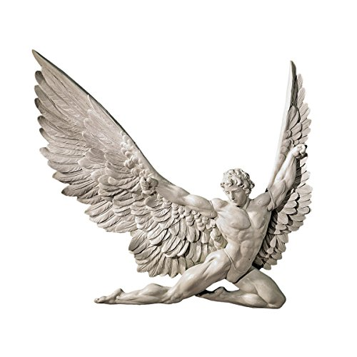 Design Toscano Icarus Wall Sculpture