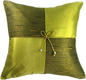 Amazoncom Artiwa Lime Green Square Checker 16x16 Sofa