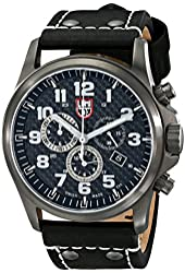 Luminox Men's A.1941 Atacana Field Analog Display Swiss Quartz Black Watch