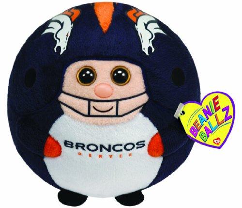 Ty Beanie Ballz Denver Broncos - Nfl Ballz front-726279