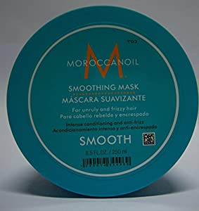 how to use moroccan oil smoothing mask