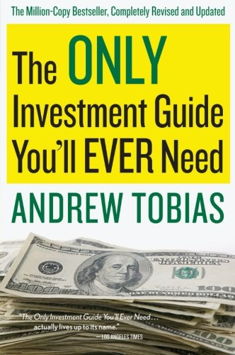 The Only Investment Guide You'Ll Ever Need front-854837