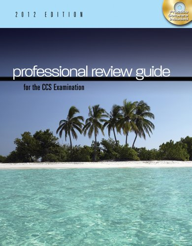 Professional Review Guide for the Cca Examination, 2012 Edition (Book Only)