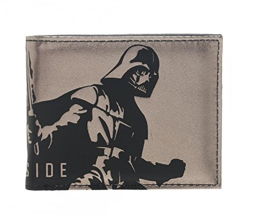 Star Wars Darth Vader the Dark Side Bifold Wallet