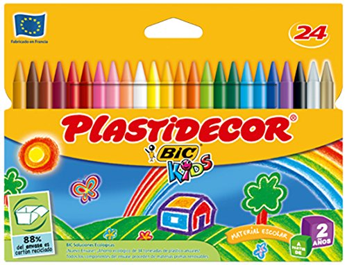 bic-plastidecor-ceras-de-colores-pack-de-24