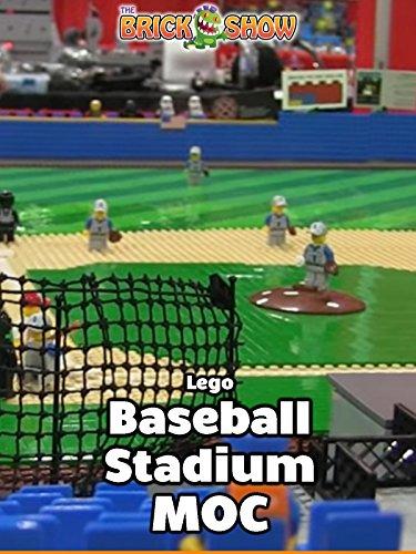 LEGO Baseball Stadium MOC