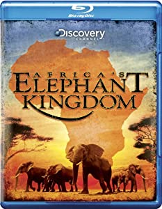 Africa's Elephant Kingdom [Blu-ray] [Import]