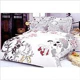 Le Vele Olympus - Duvet Cover Bed in Bag - King Bedding Gift Set - LE27K