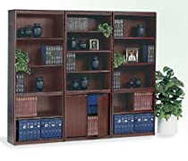 Hot Sale Set of Bookcases 1w/Door