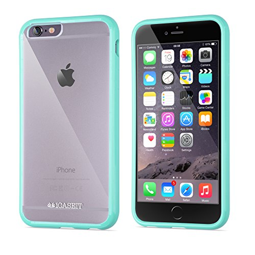 coque-iphone-6s-case-icaseit-everclear-bumper-case-air-cushion-clear-back-panel-highly-durable-super