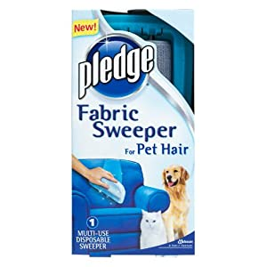pet supply online pledge fabric sweeper for pet hair 1 unit. Black Bedroom Furniture Sets. Home Design Ideas