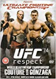 echange, troc Ultimate Fighting Championship - 74: Respect [Import anglais]