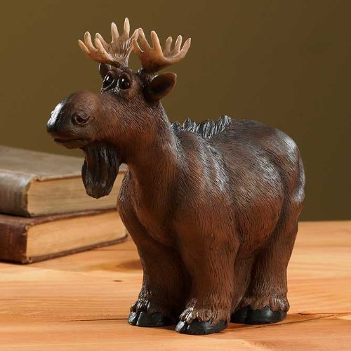 Maynard Moose Coin Piggy Bank