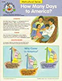 img - for How Many Days to America ? (Literature Notes) book / textbook / text book